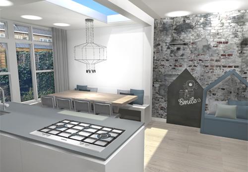Badkamer Verbouwen Utrecht : Verbouwing woning utrecht label
